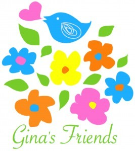 Gina's Friends